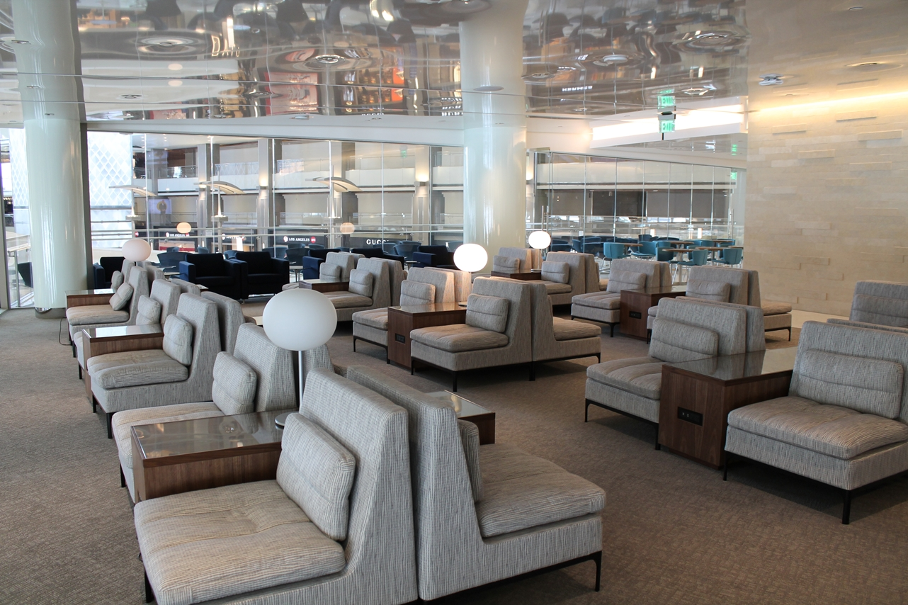 Korean Air Unveil Great New Lounge In Lax Thedesignair