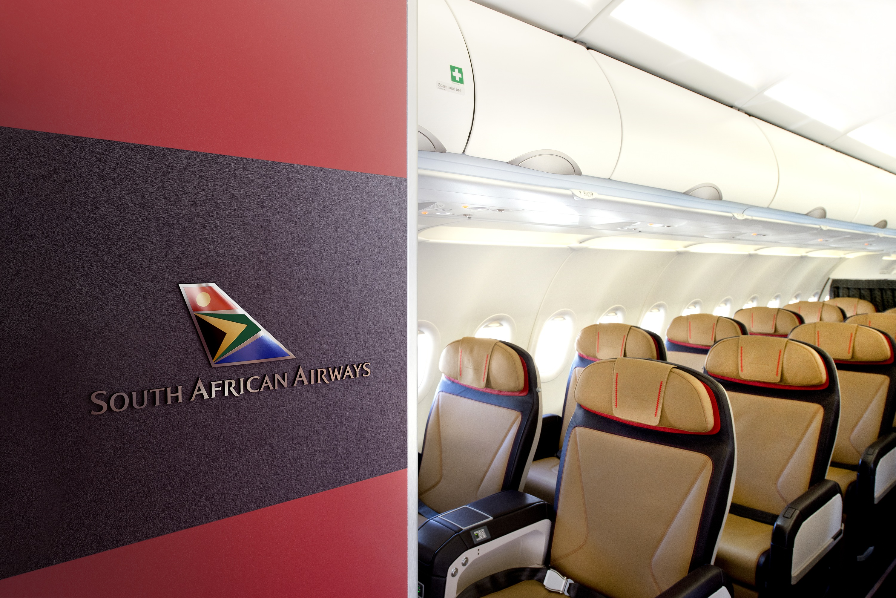 South African Airways Reveal New Short Haul Interiors