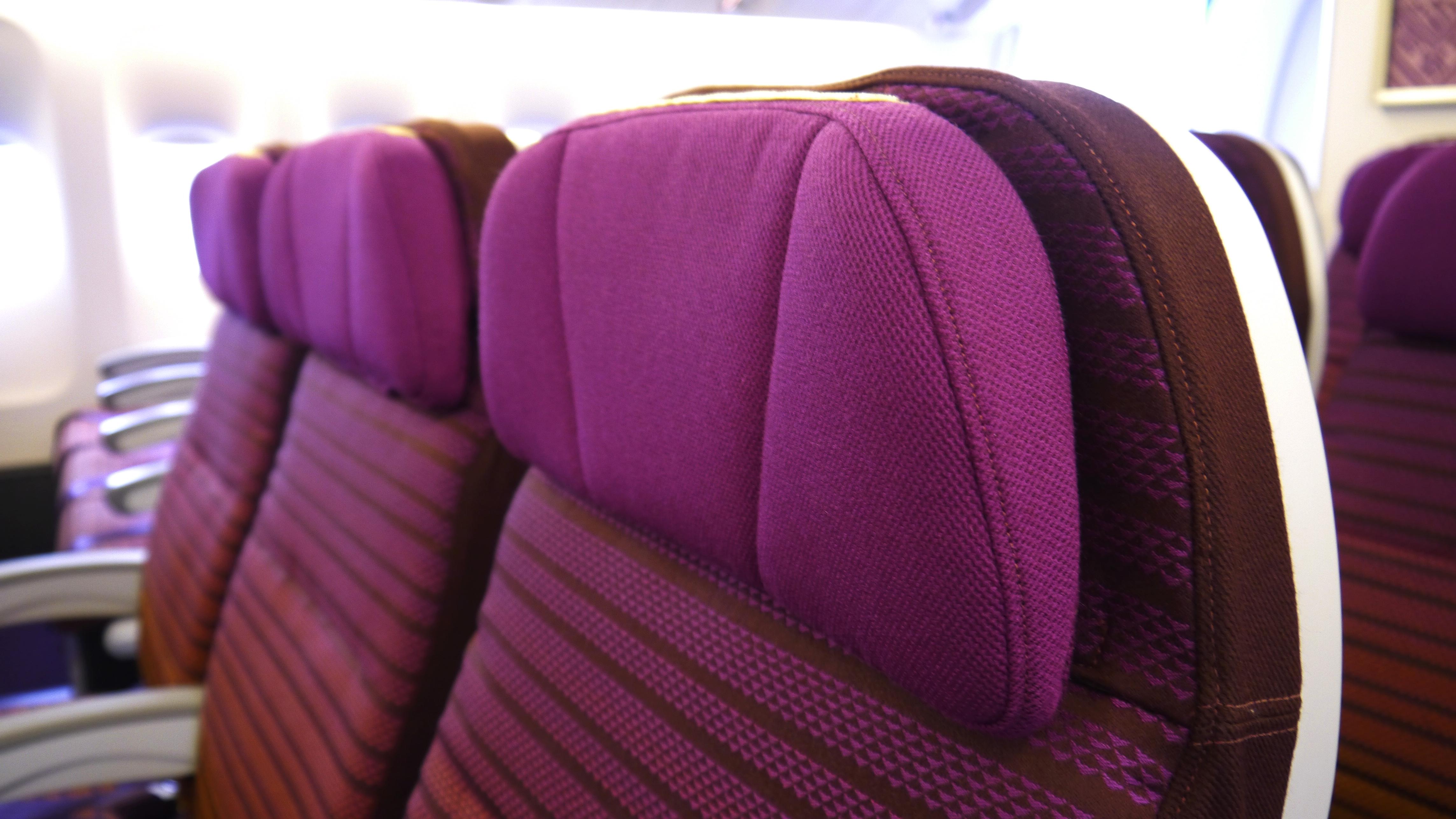 Thai Airways Updated Cabins By Priestmangoode Thedesignair