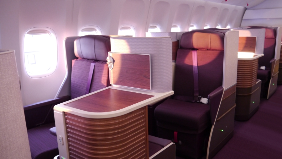 PG_THAI B777_Royal Silk seats