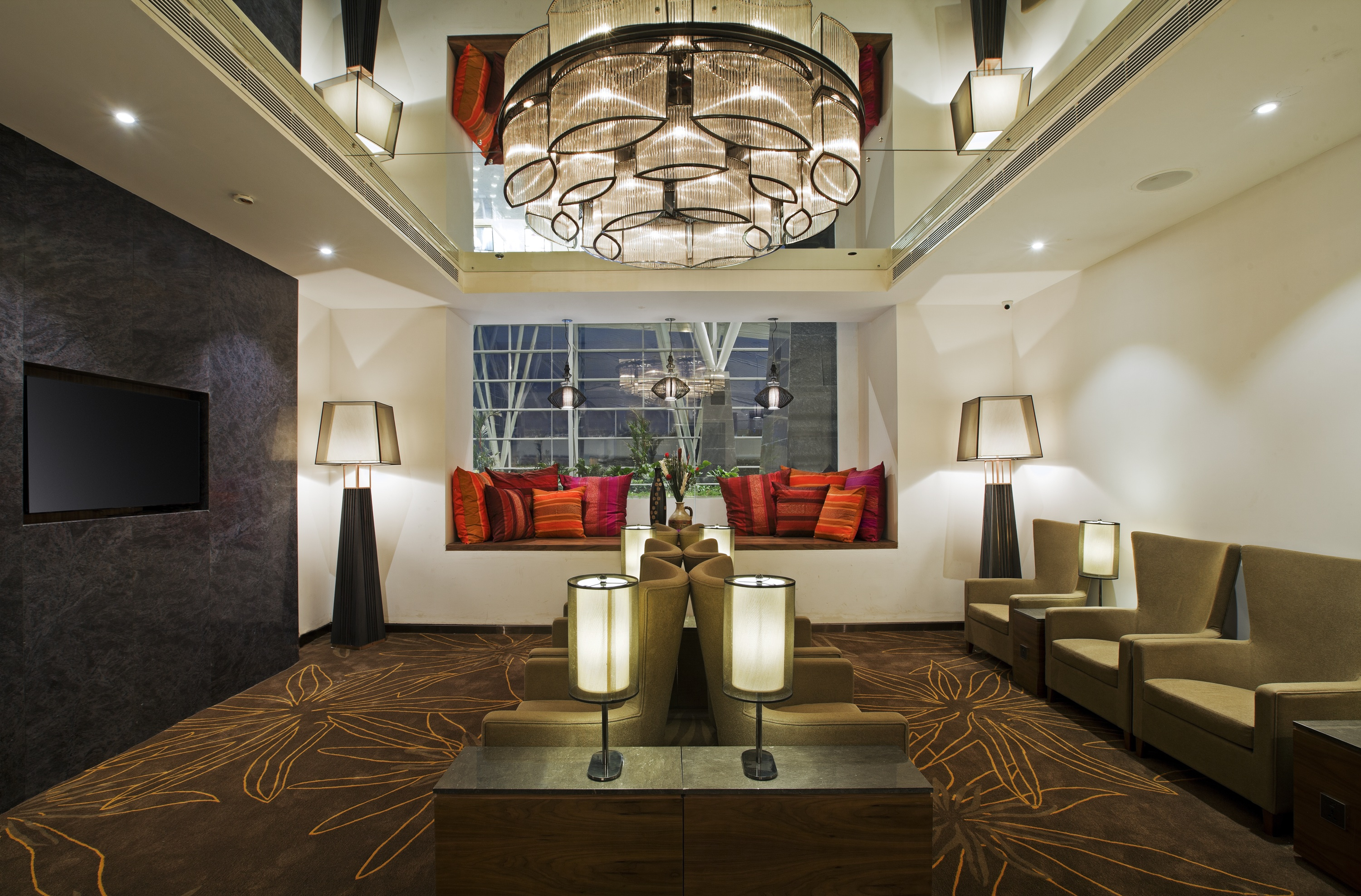Plaza Premium Offer New Luxury Lounge In Bangalore Thedesignair