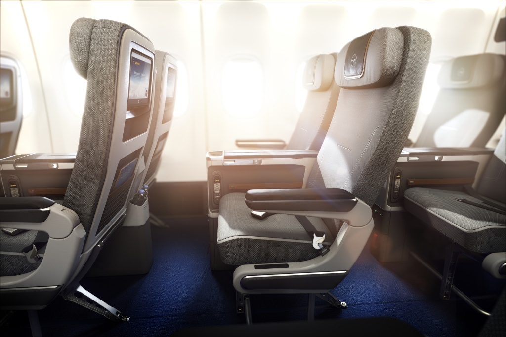 Amazing Lufthansas New Premium Economy Thedesignair Gmtry Best Dining Table And Chair Ideas Images Gmtryco