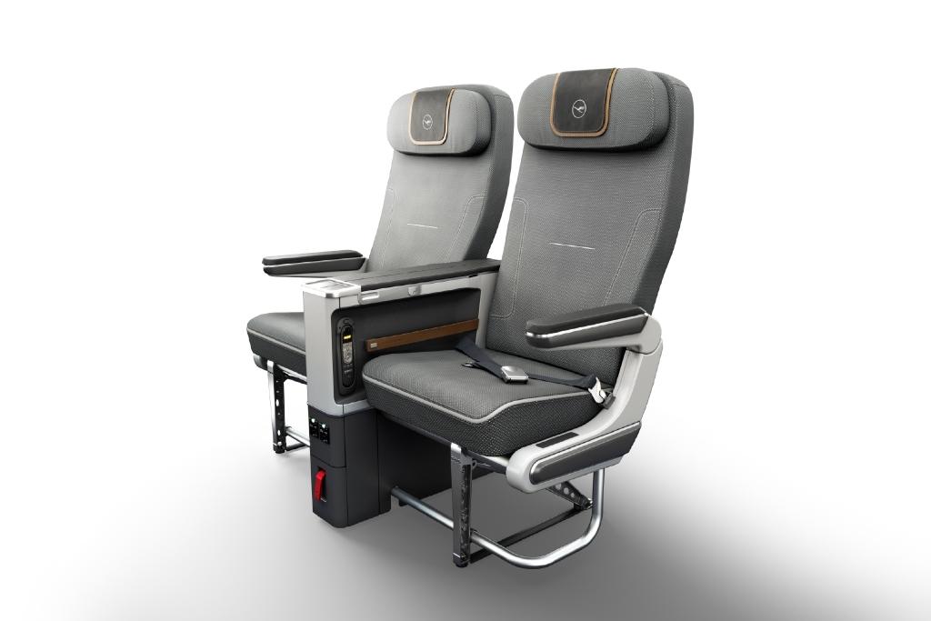 Lufthansa S New Premium Economy Thedesignair