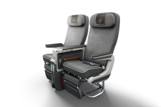 Premium Economy Double Seat with legrest