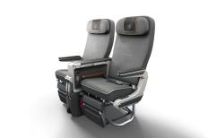 Premium Economy Double Seat with legrest