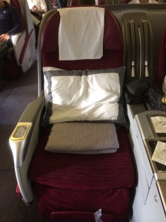The 777 seat