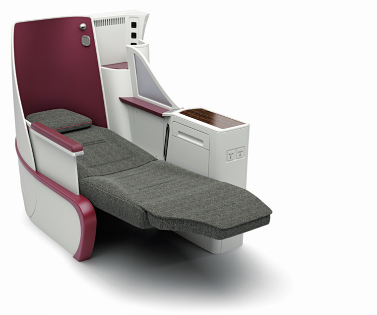Qatar Airways Car Seat