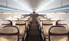 SAA A320 cabin interior_blue version_March 201313