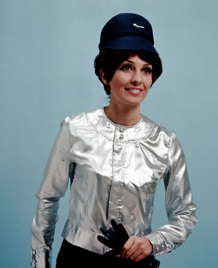 1969 Finnair 'Space' Uniforms by Kari Lepistö