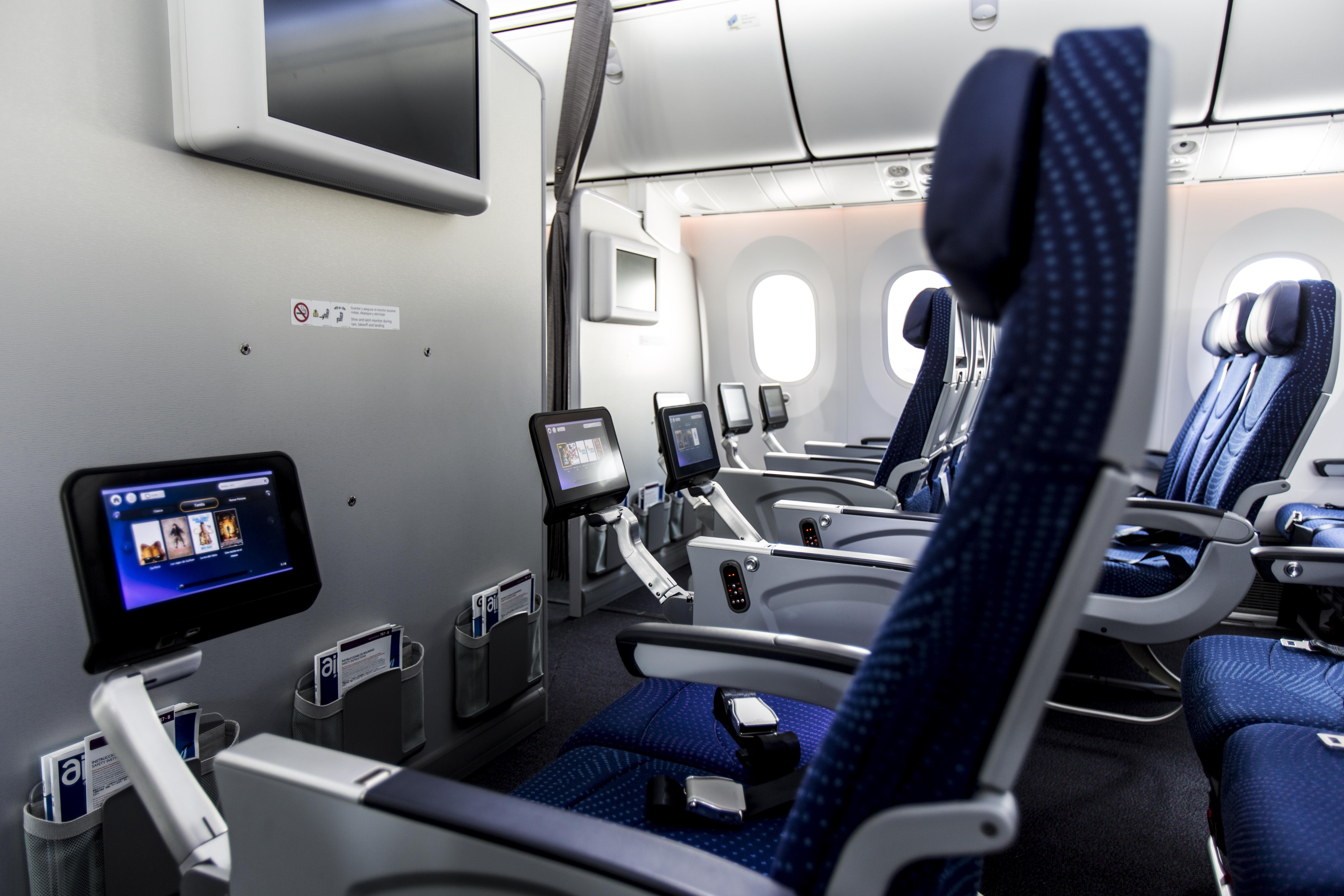 Aeromexico Delight With New London 787 Service Thedesignair