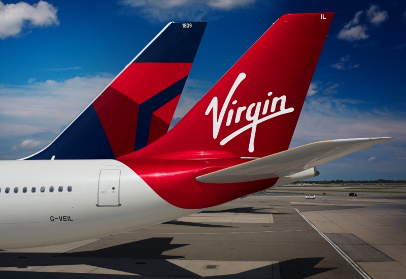 Advantage of virgin airways