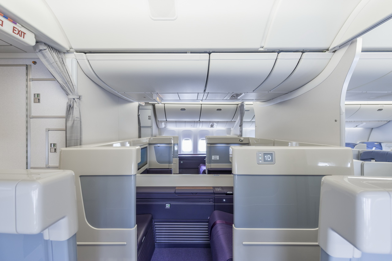 A Closer Look At China Southern's New 777 Interior | TheDesignAir