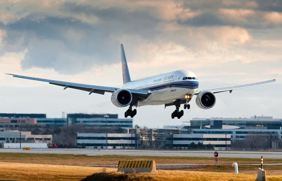 773 landing