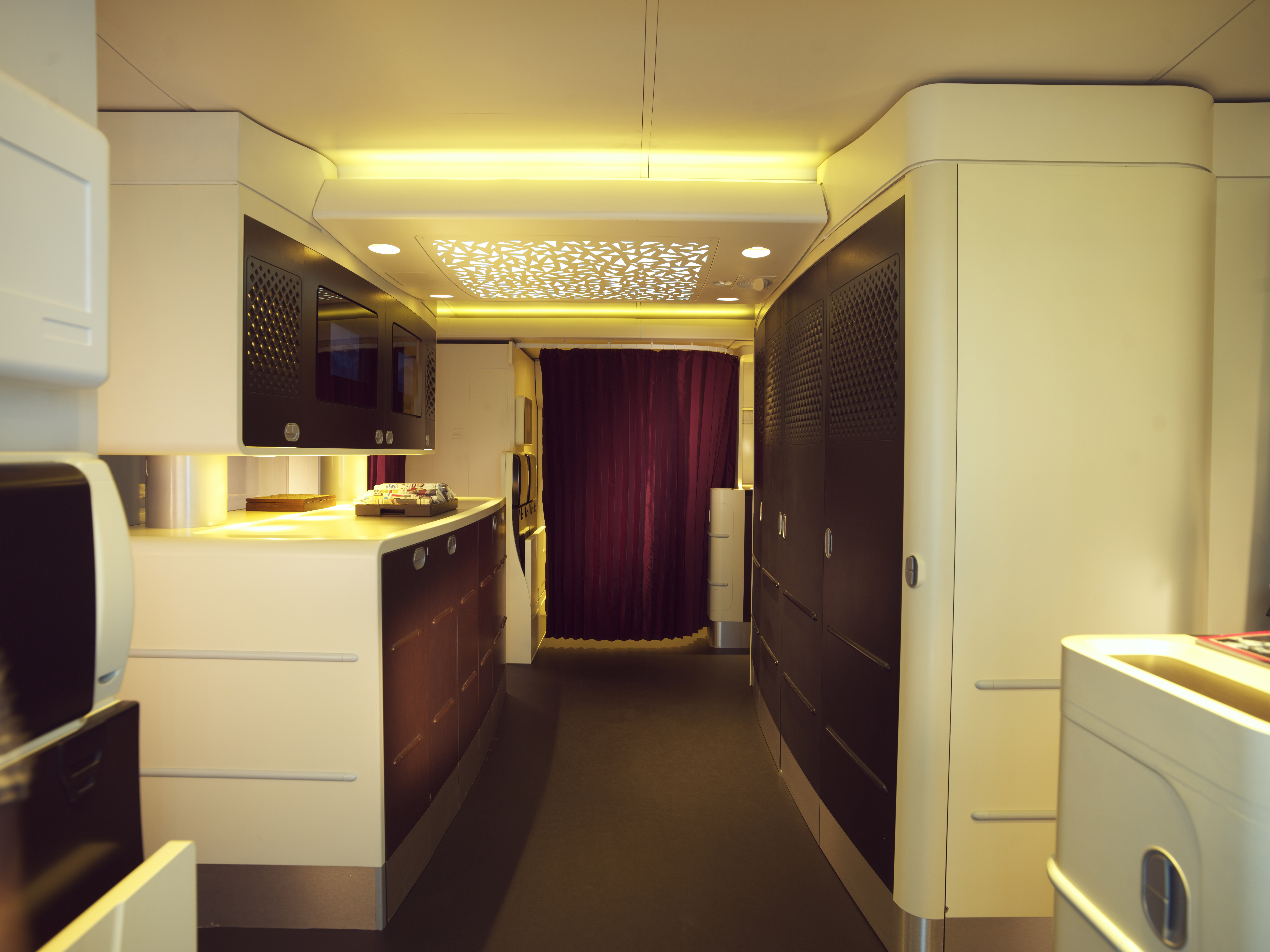 Feature exclusive in depth look at etihad s a380 design for Etihad apartment plans