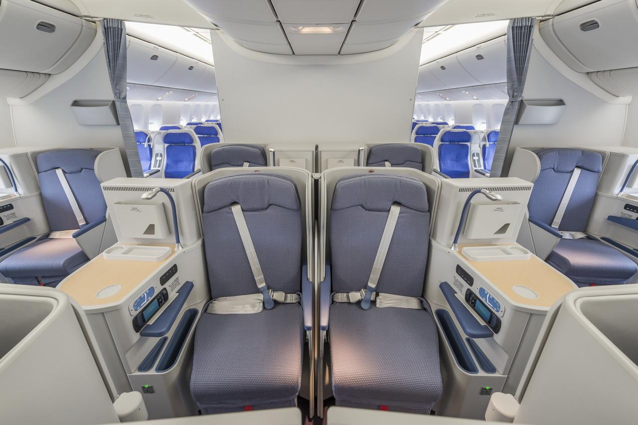 A Closer Look At China Southern S New 777 Interior
