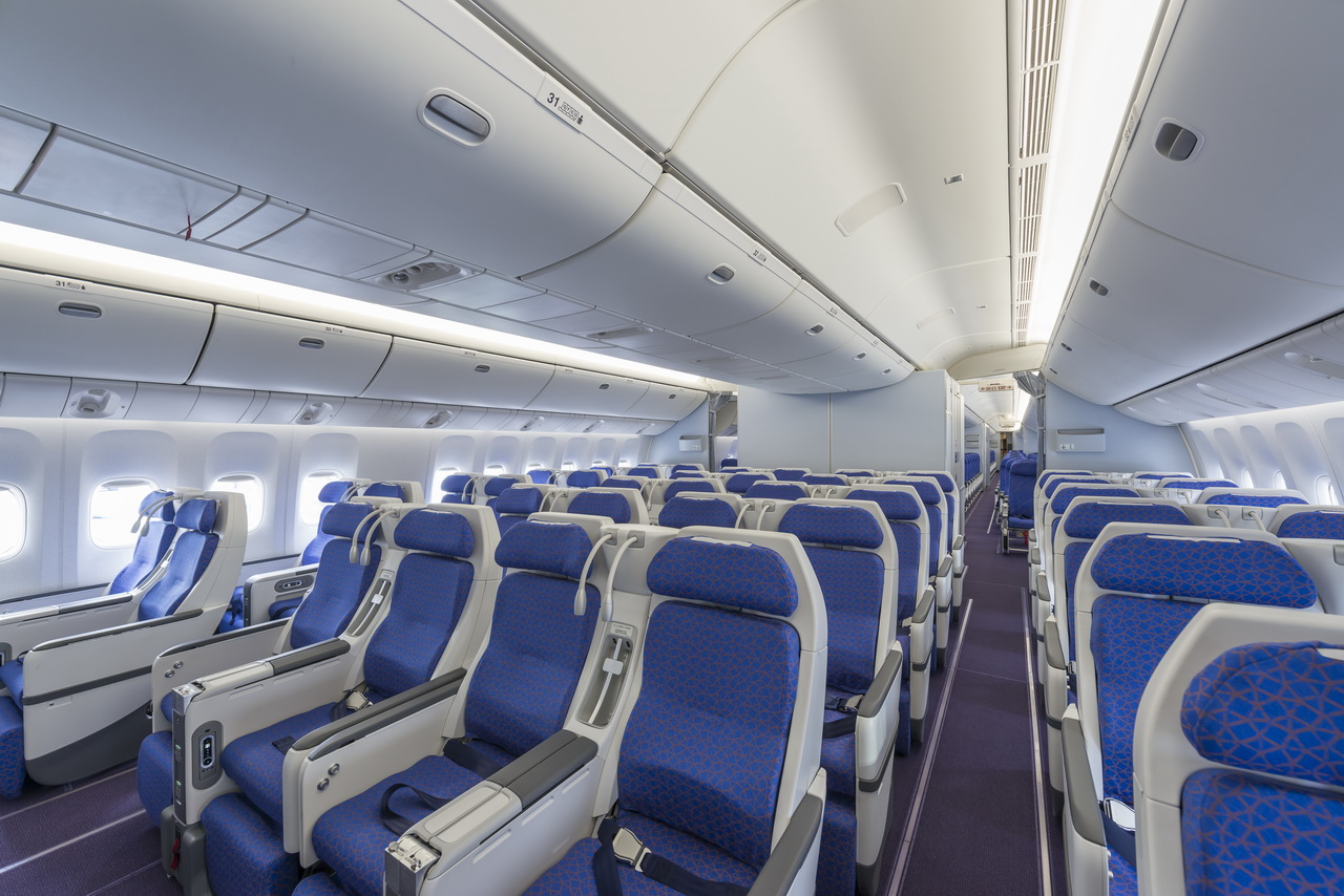 air france meet and seat