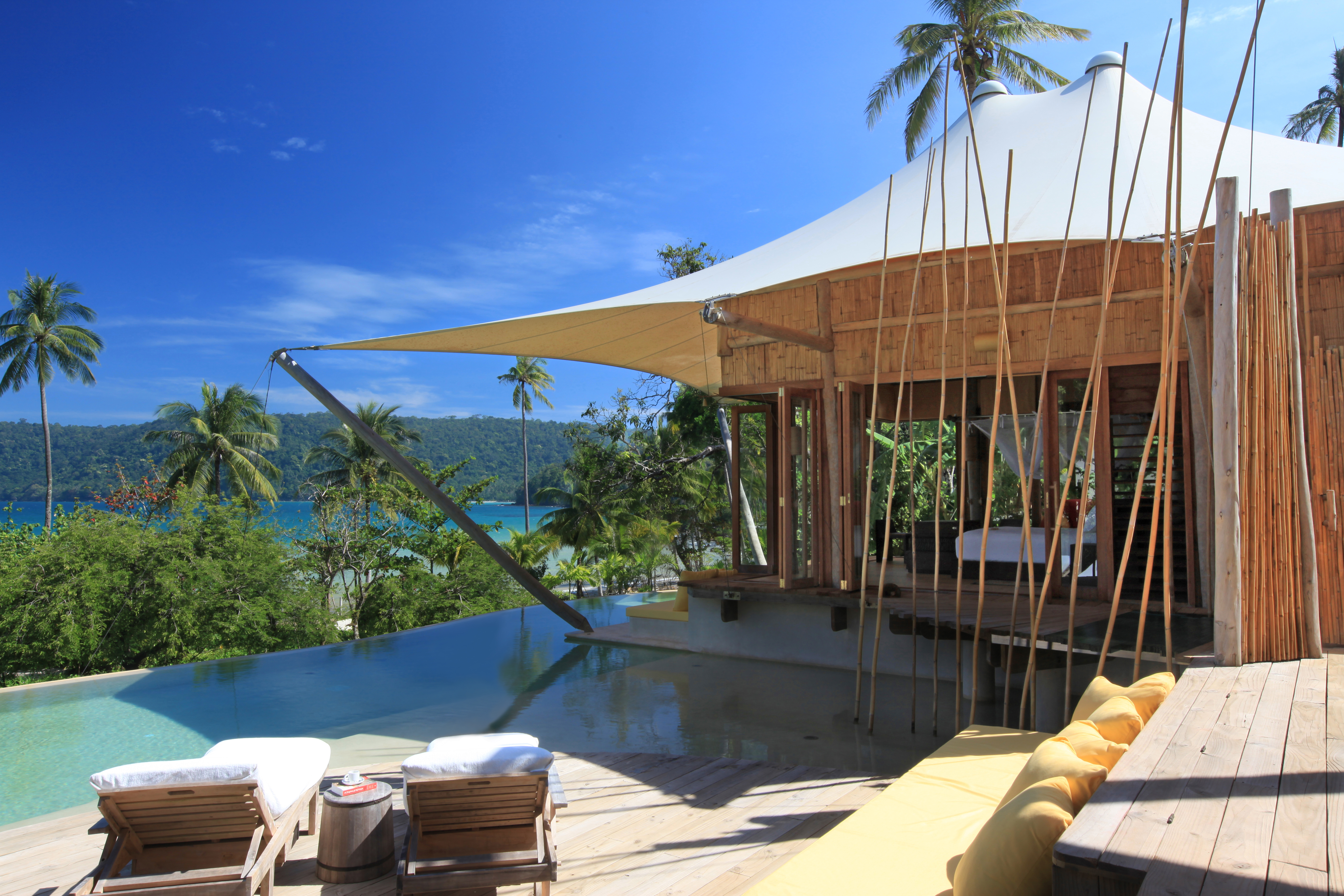 Hot hotel soneva kiri thailand thedesignair for Les plus belles villa