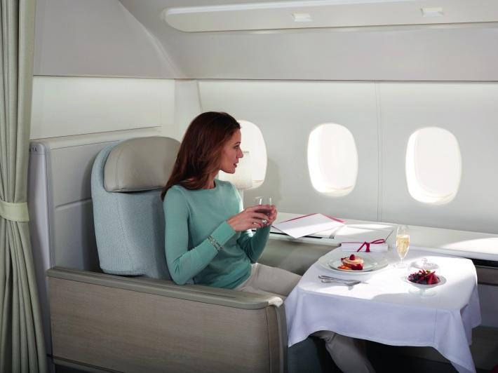 Air France - Nova primeira classe