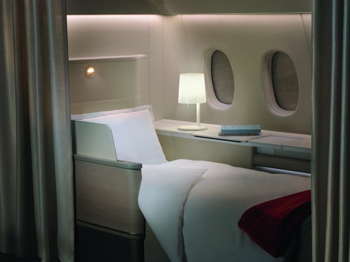 Air France - Nova primeira classe
