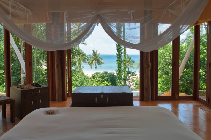 Soneva Kiri Resort in Thailand - Room with a view (Beach Villa)