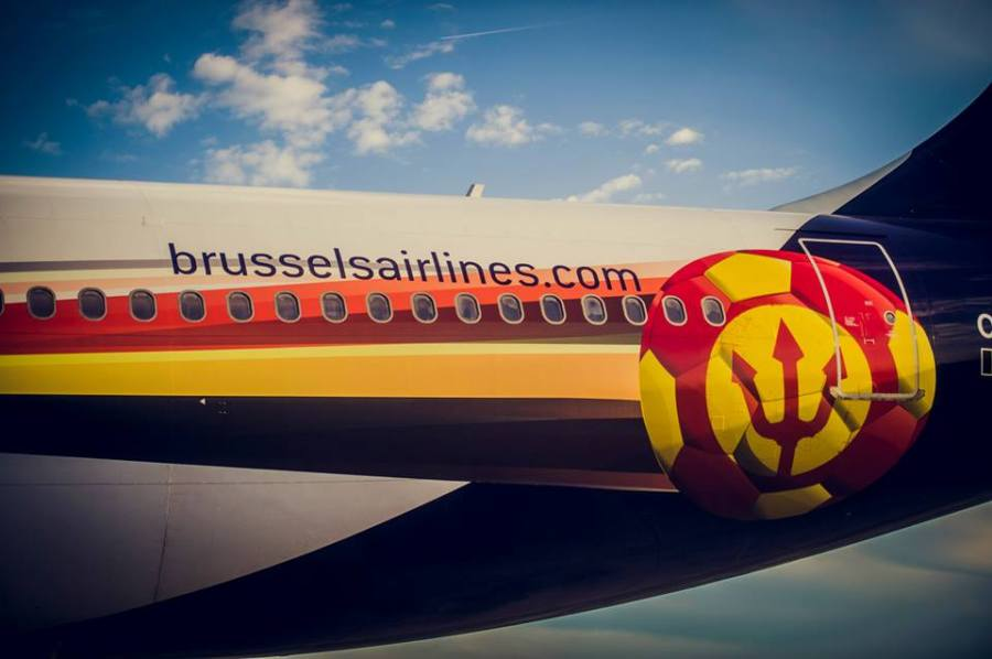 Brussels Airlines FIFA2