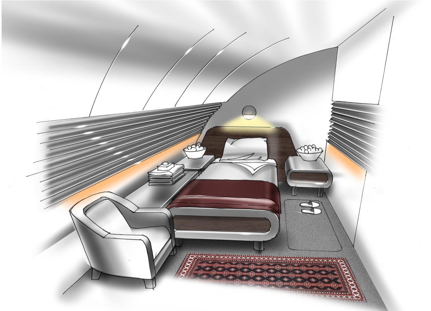 FEATURE Exclusive In Depth Look At Etihad s A380 Design Journey Part 1 DesignAir