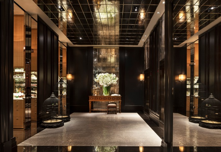 Foyer In Hotel : Hot hotel rosewood london thedesignair