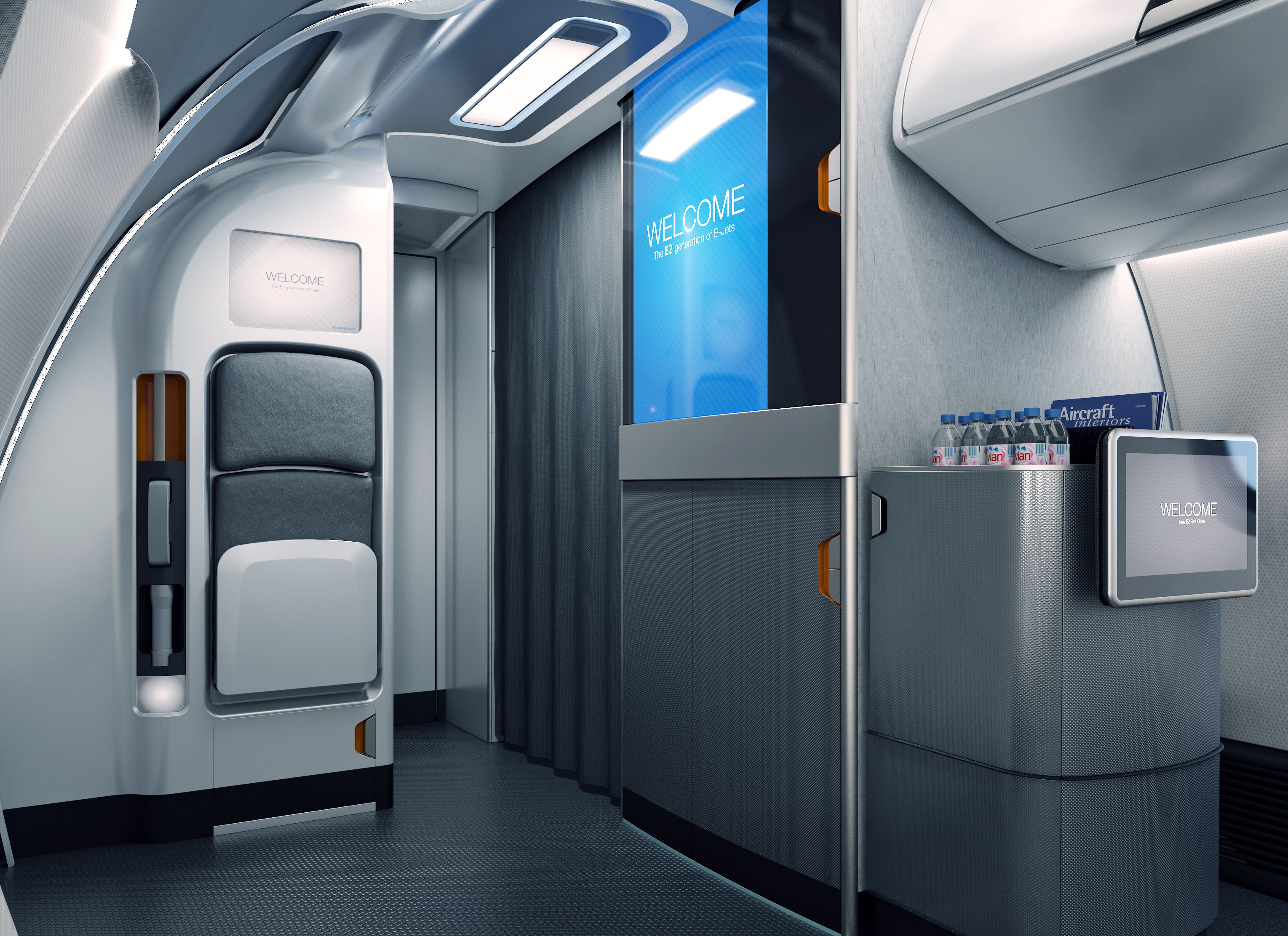 Nice Airline Cabin Luggage #3: Entrance.jpg