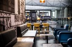 Qantas Hong Kong Lounge