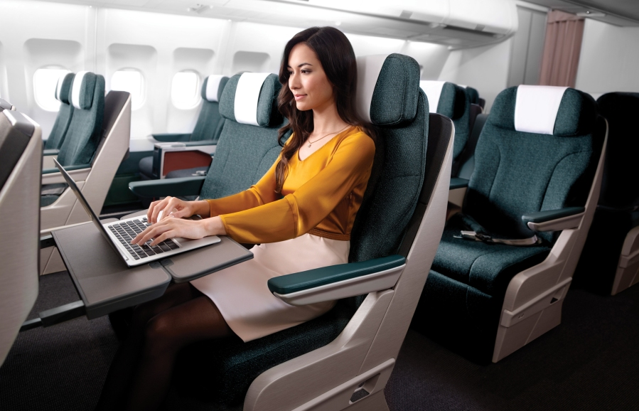 Cathay Pacific unveils new Regional Business Class_4