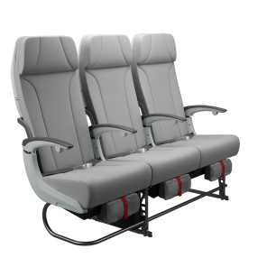 Finnair A350 XWB Economy class seat