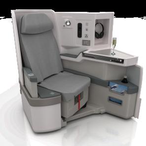 Finnair A350XWB Business Class seat