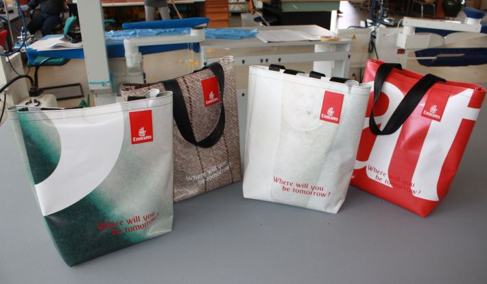 Emirates Limited Edition Bags