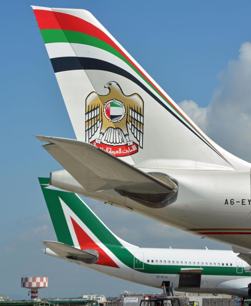 Alitalia & Etihad