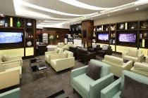Etihad - Abu Dhabi Arrivals Lounge - PHOTO