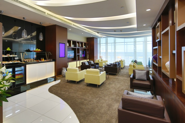 Etihad Airways Arrivals Lounge 4