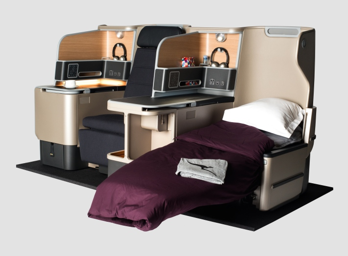 A330 Business Suite - Fully Flat