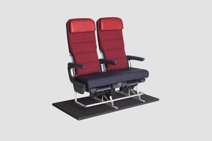 A330 International Economy Seat