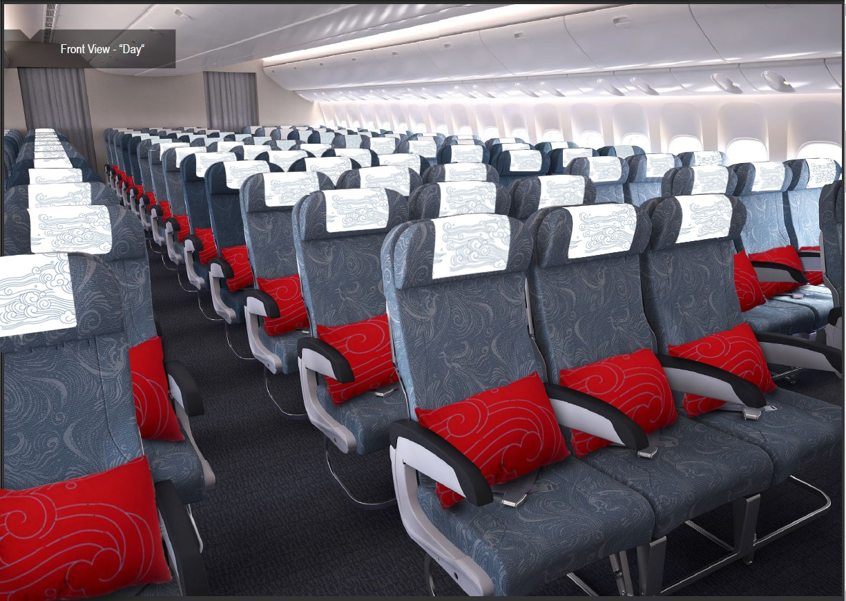 Air China 747-8 Interiors Announced by JPA Design ...