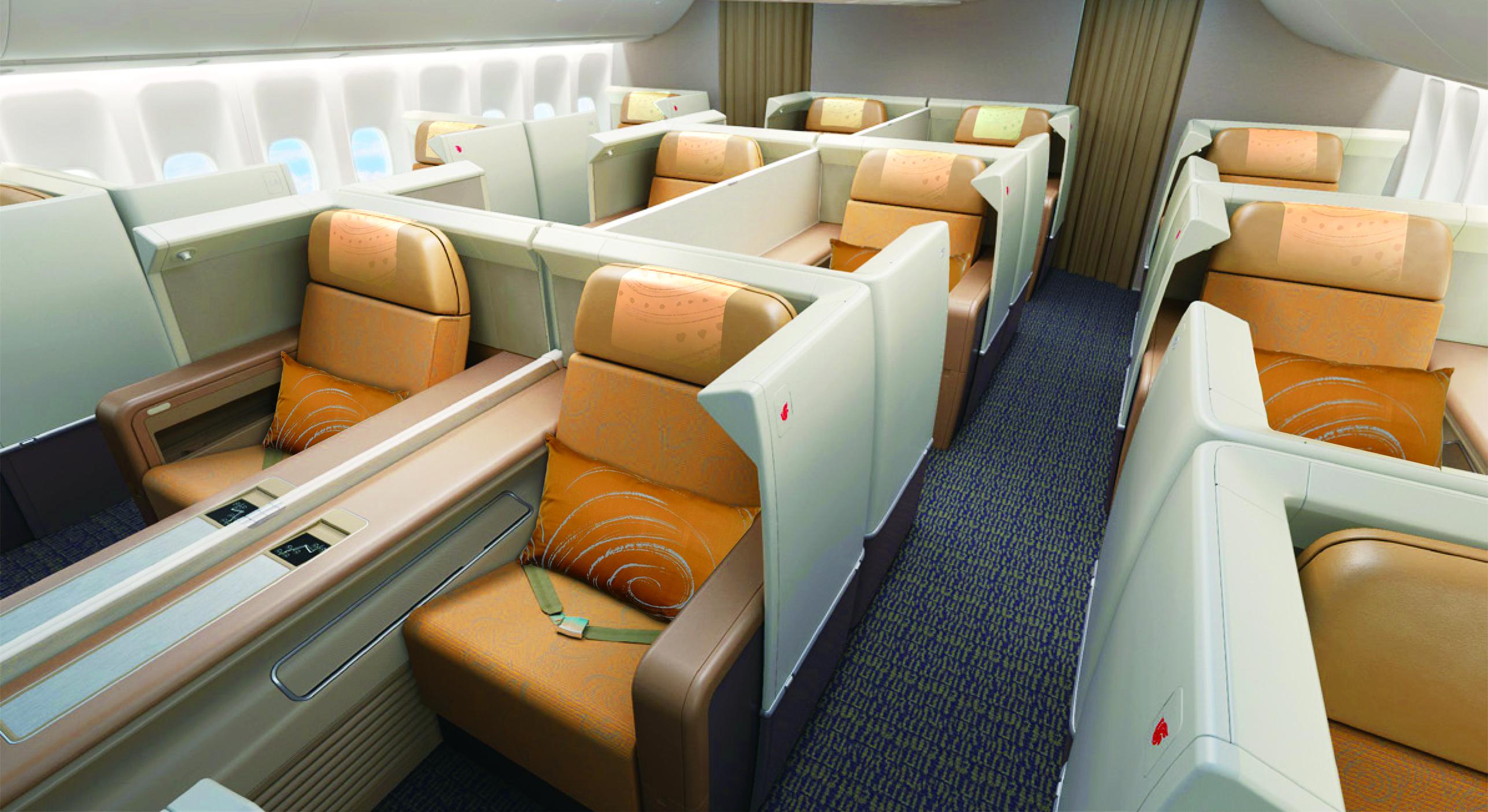 Air china 747 8 interiors announced by jpa design for Interieur 777