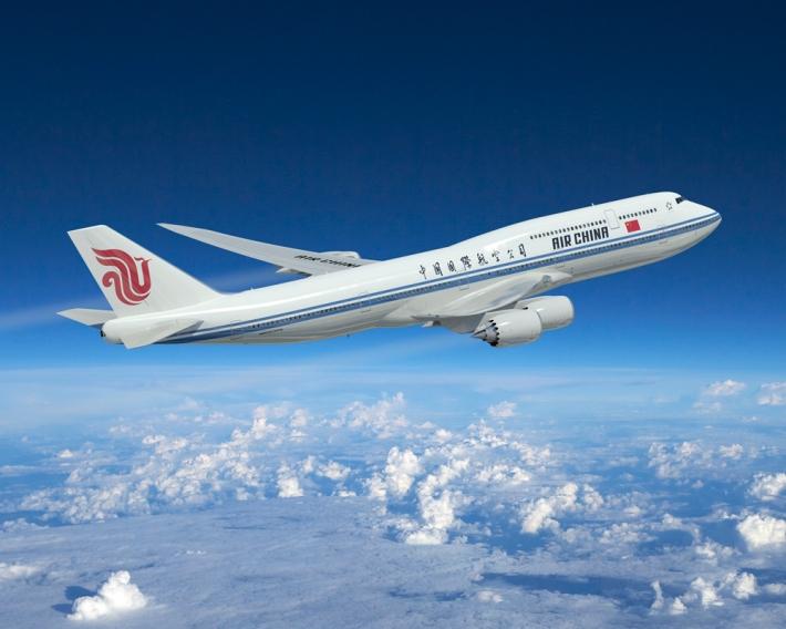747-8I First Flight K65204-04