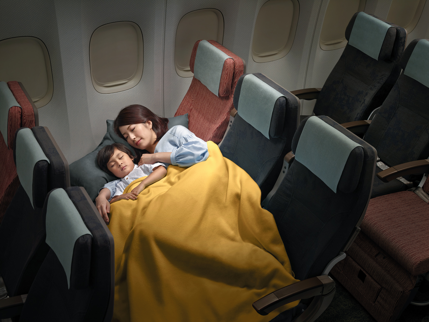 how to avoid economy class syndrome