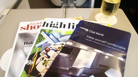 British Airways Club World Trip Report