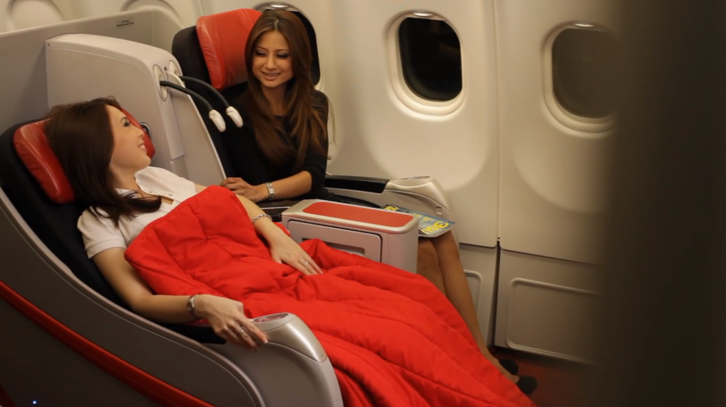 Low Cost Carrier Comfort On 13 Hour Flights Thedesignair