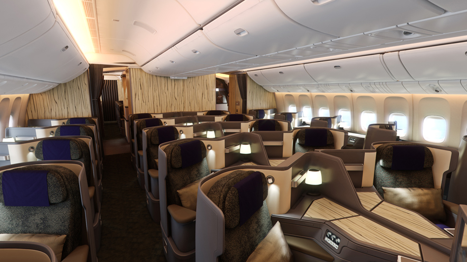 Thedesignair s top 10 business classes 2015 article - China southern airlines hong kong office ...