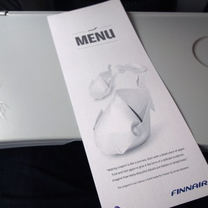 Finnair A321 Business Class Trip Report