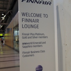 Finnair A330 Business Class Trip Report