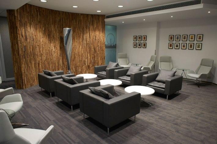 Delta Arrivals Lounge main lounge