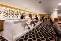 First Lounge LA bar
