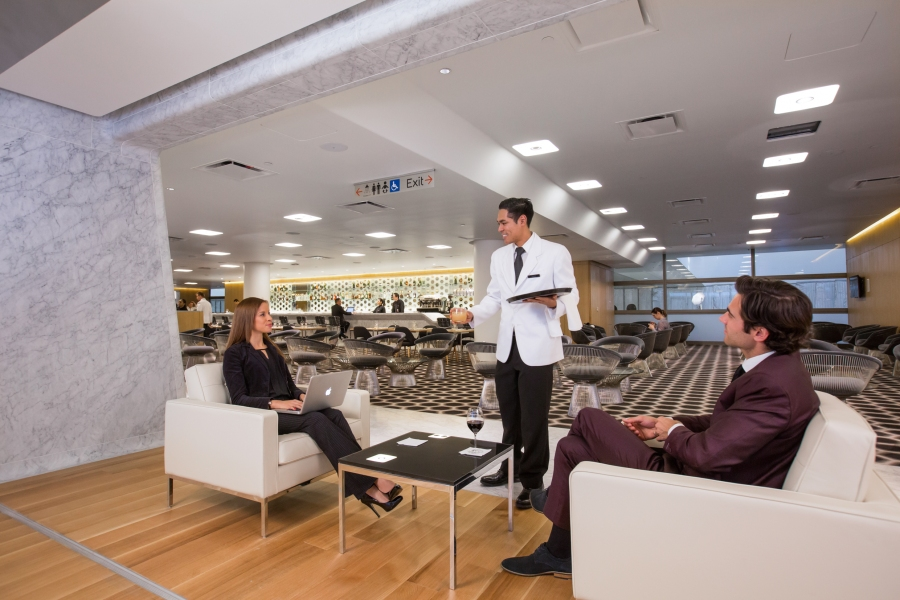 First Lounge LA service
